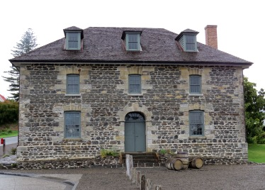 The Stone Store - 1832-36