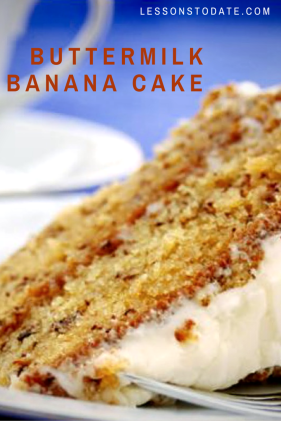 Buttermilk banana