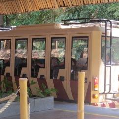 Safari Journey vehicle